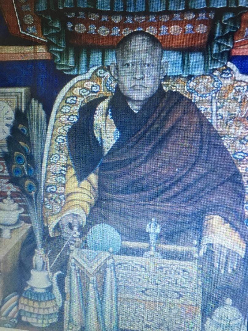 モンゴル最後の君主: 原聡志のブログ マニアック人物図鑑
